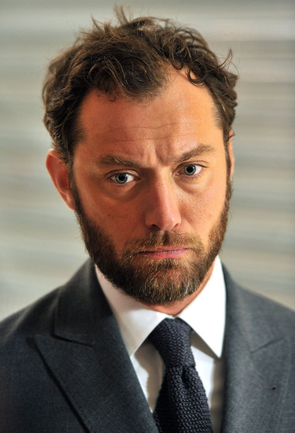 Jude Law - Cure For Baldness