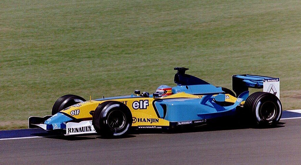 Alonso Renault Return
