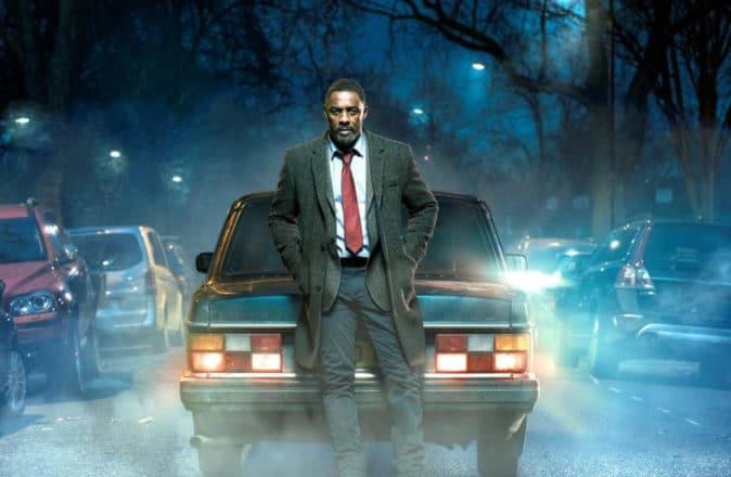 BBC Luther Movie Netflix - Idris Elba