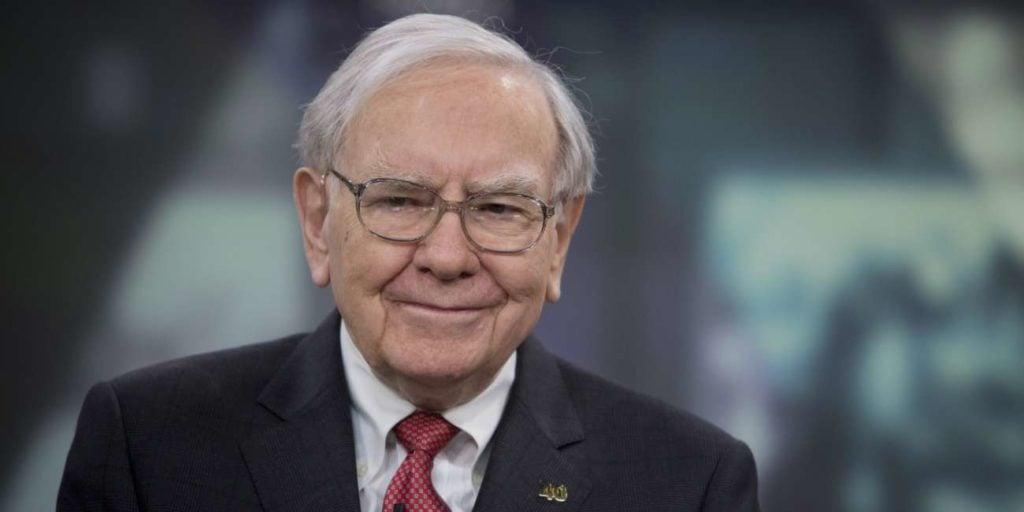 Highest paying industries - Warren Buffet
