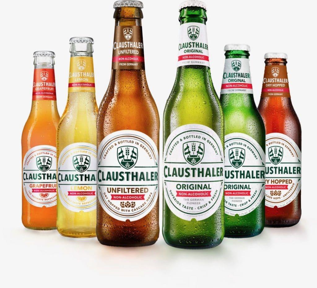 Clausthaler AF Beer