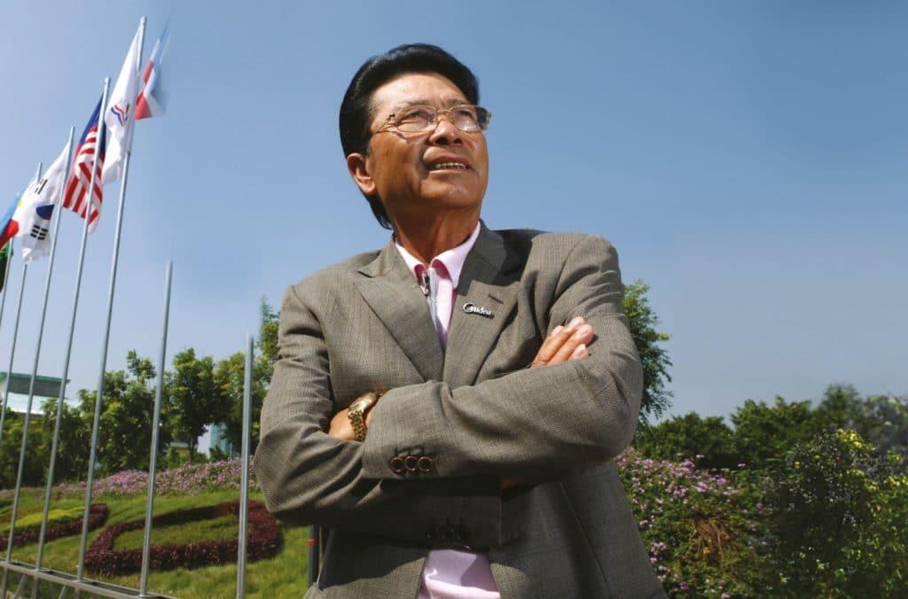 Highest paying industries - He Xiangjian