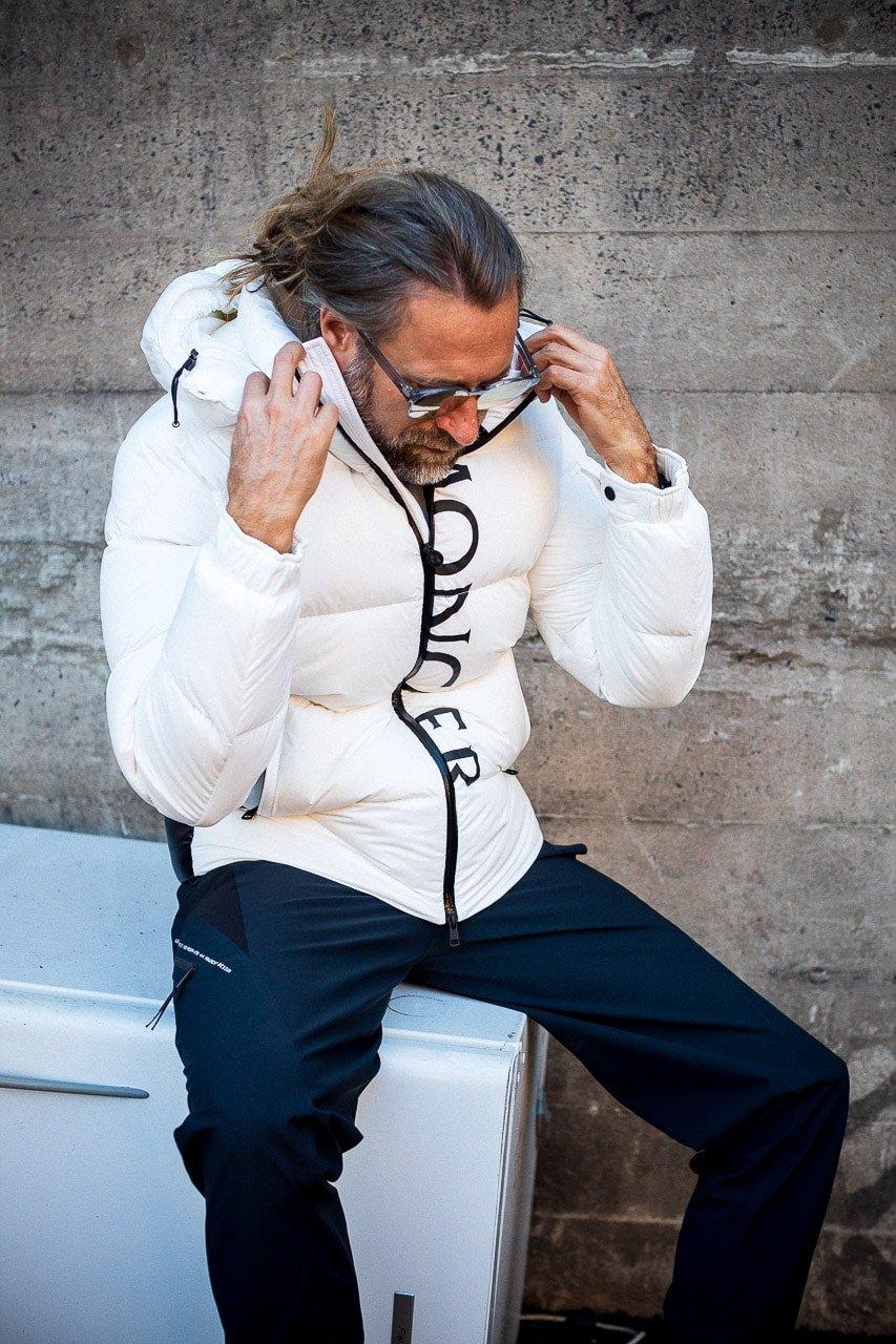 moncler men's puffer jacket