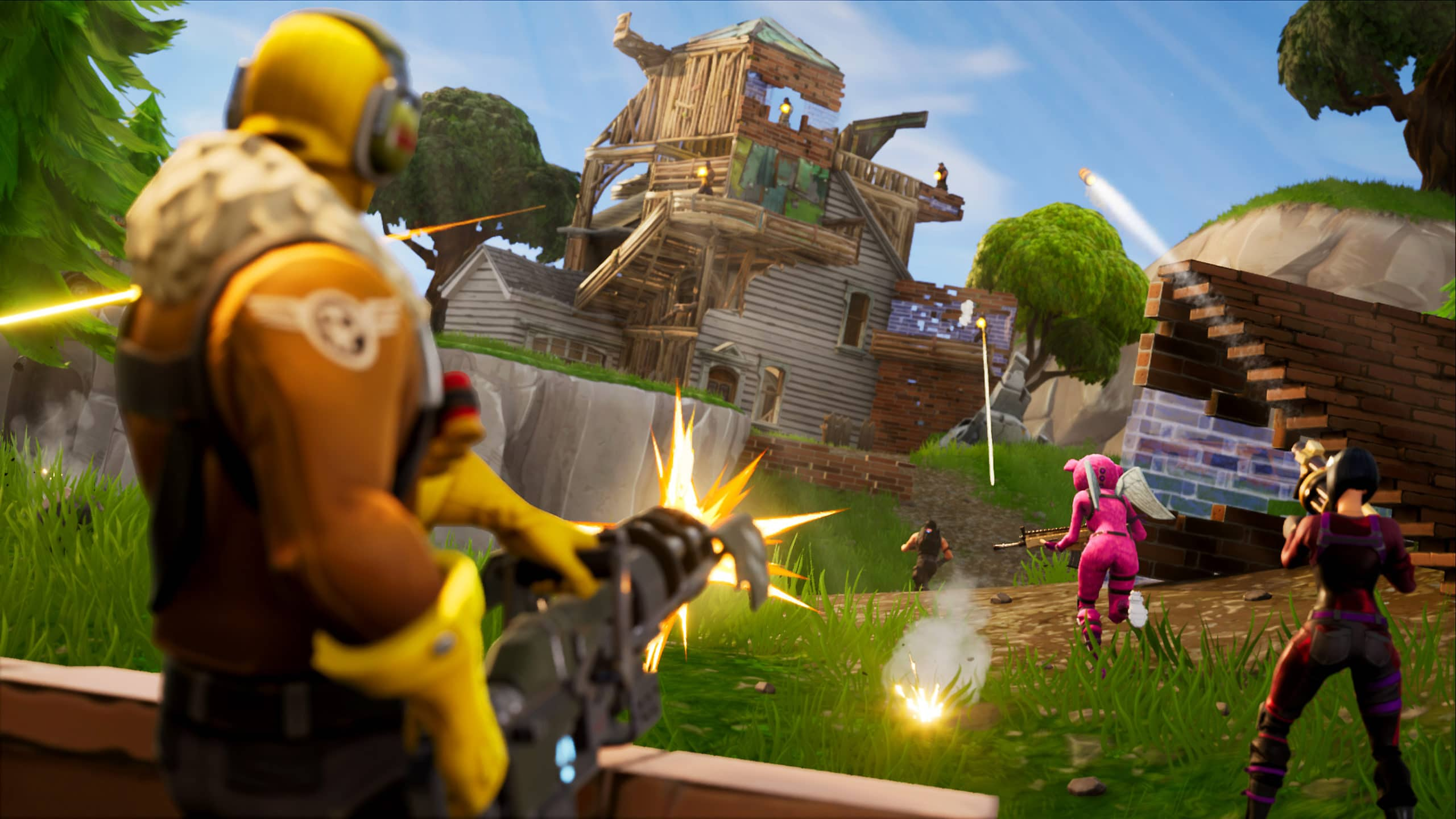 Sony Invests $US250m In Epic Games For 'Further Collaboration'