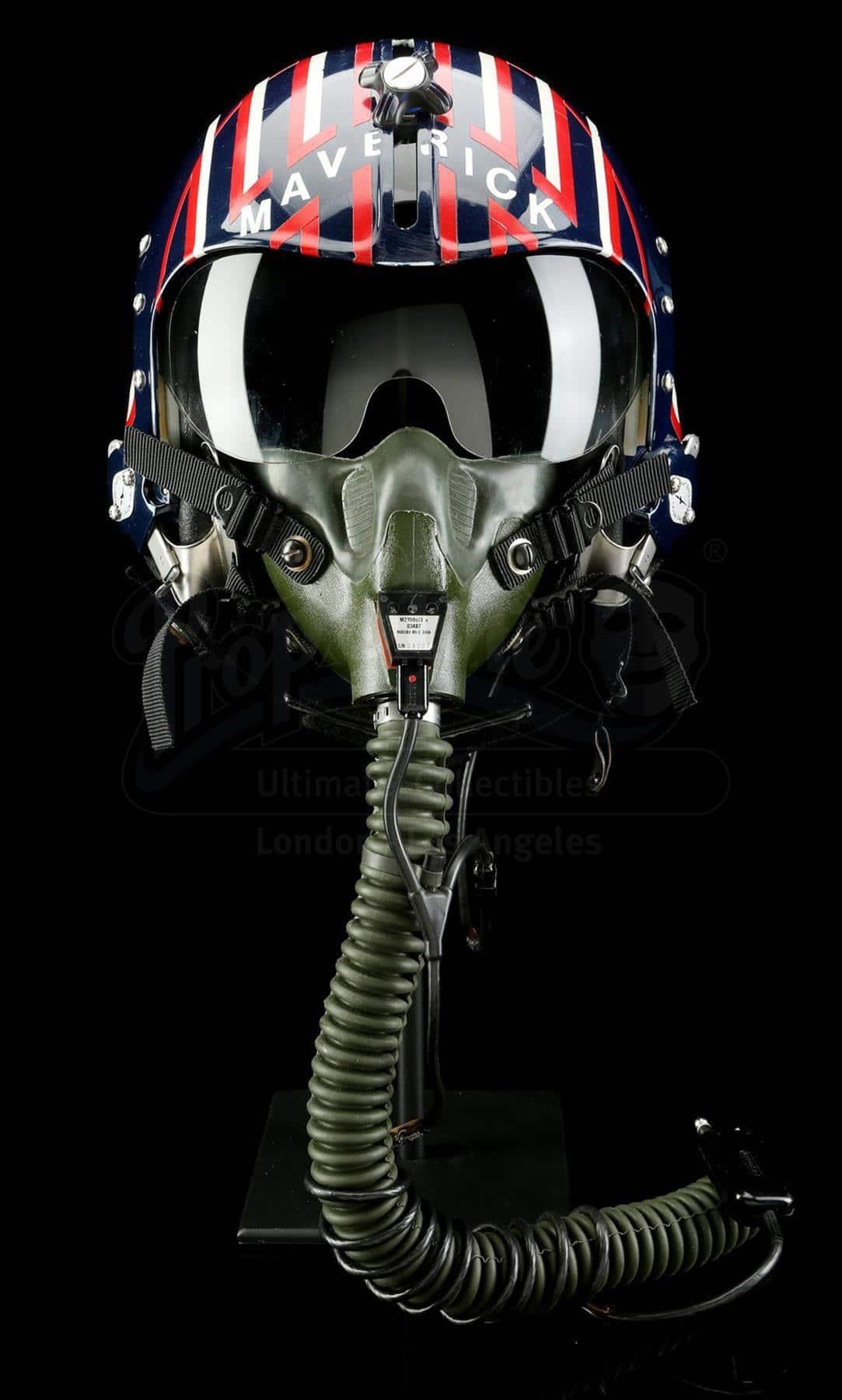 Top Gun - Maverick's Helmet