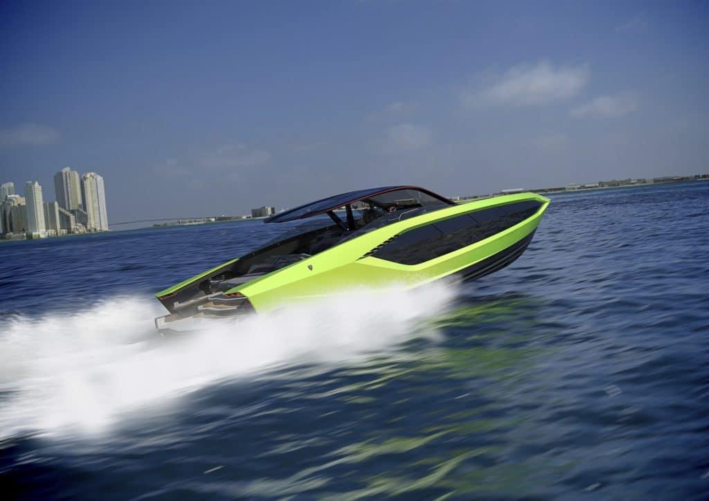 conor mcgregor tecnomar 63 lamborghini yacht
