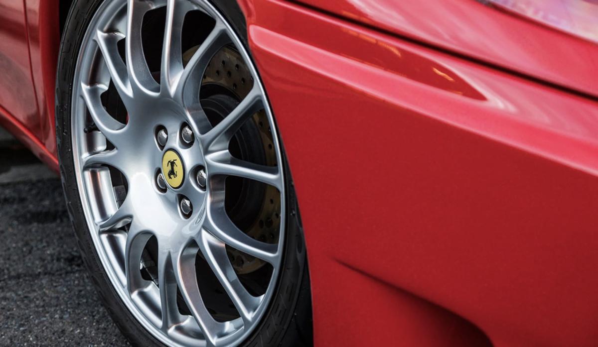 Ferrari Limousine