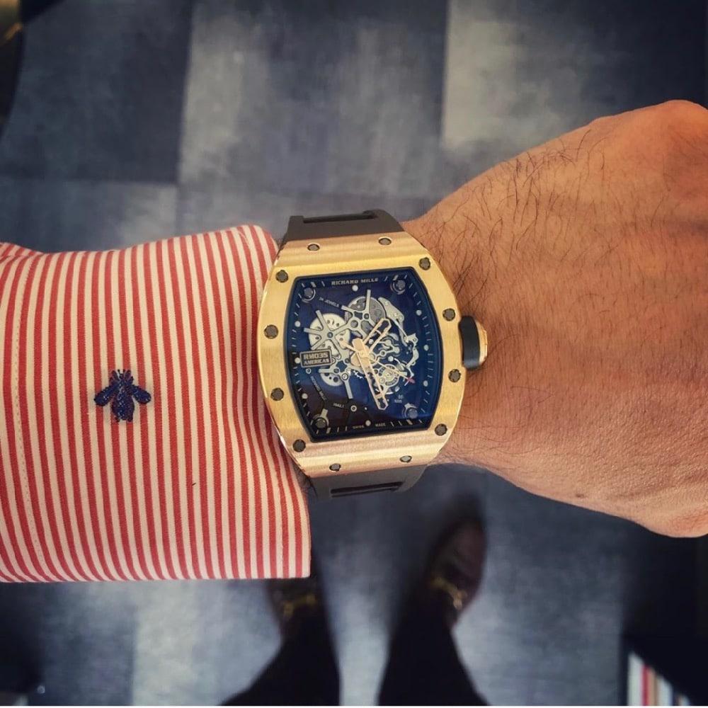 Richard Mille RM35 Americas