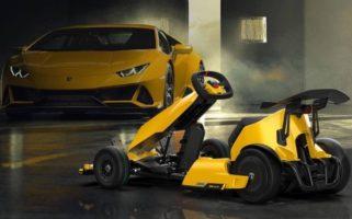 Lamborghini GoKart