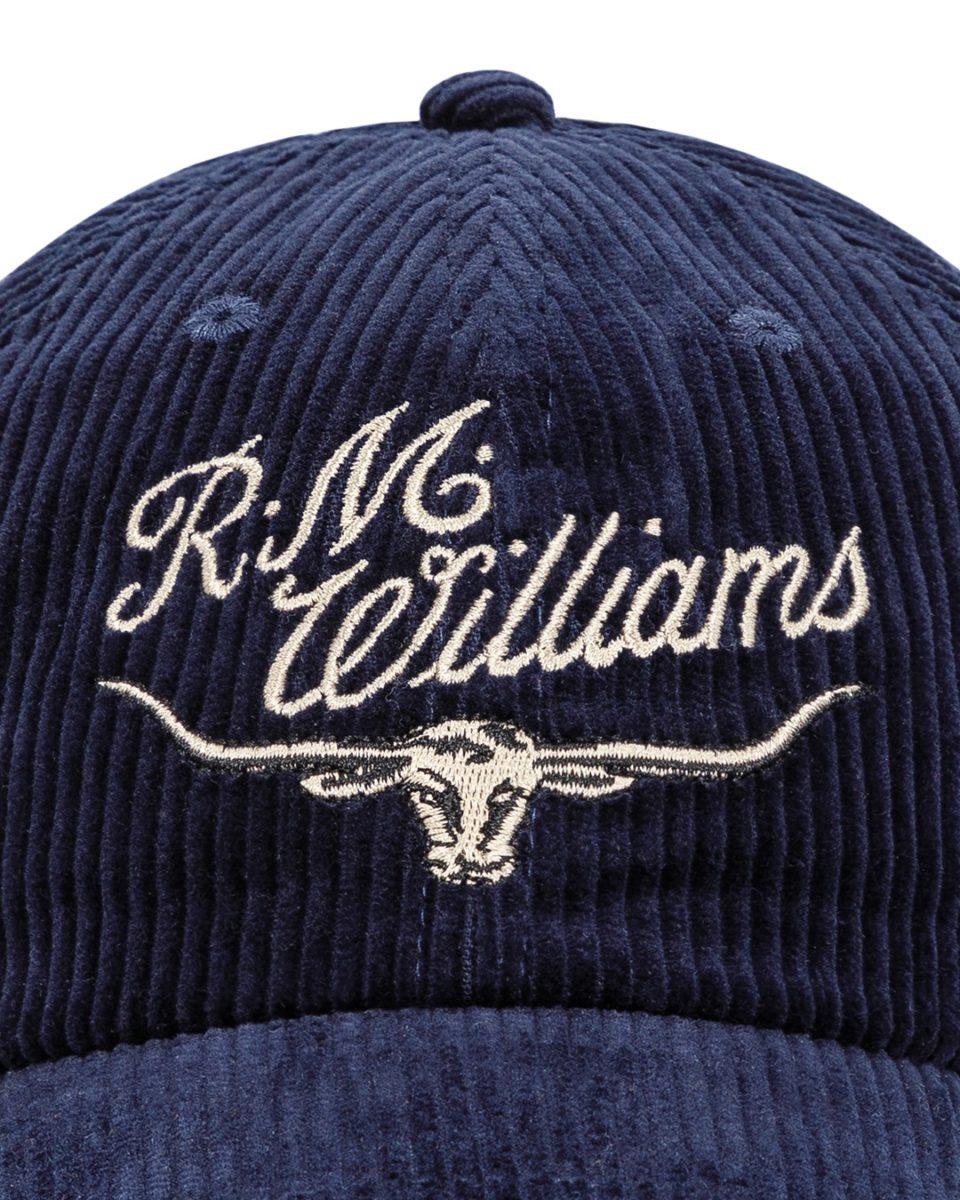 R.M. Williams Corduroy Cap