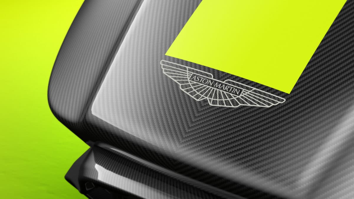 Aston Martin AMR-C01 is a £57500 luxury racing simulator