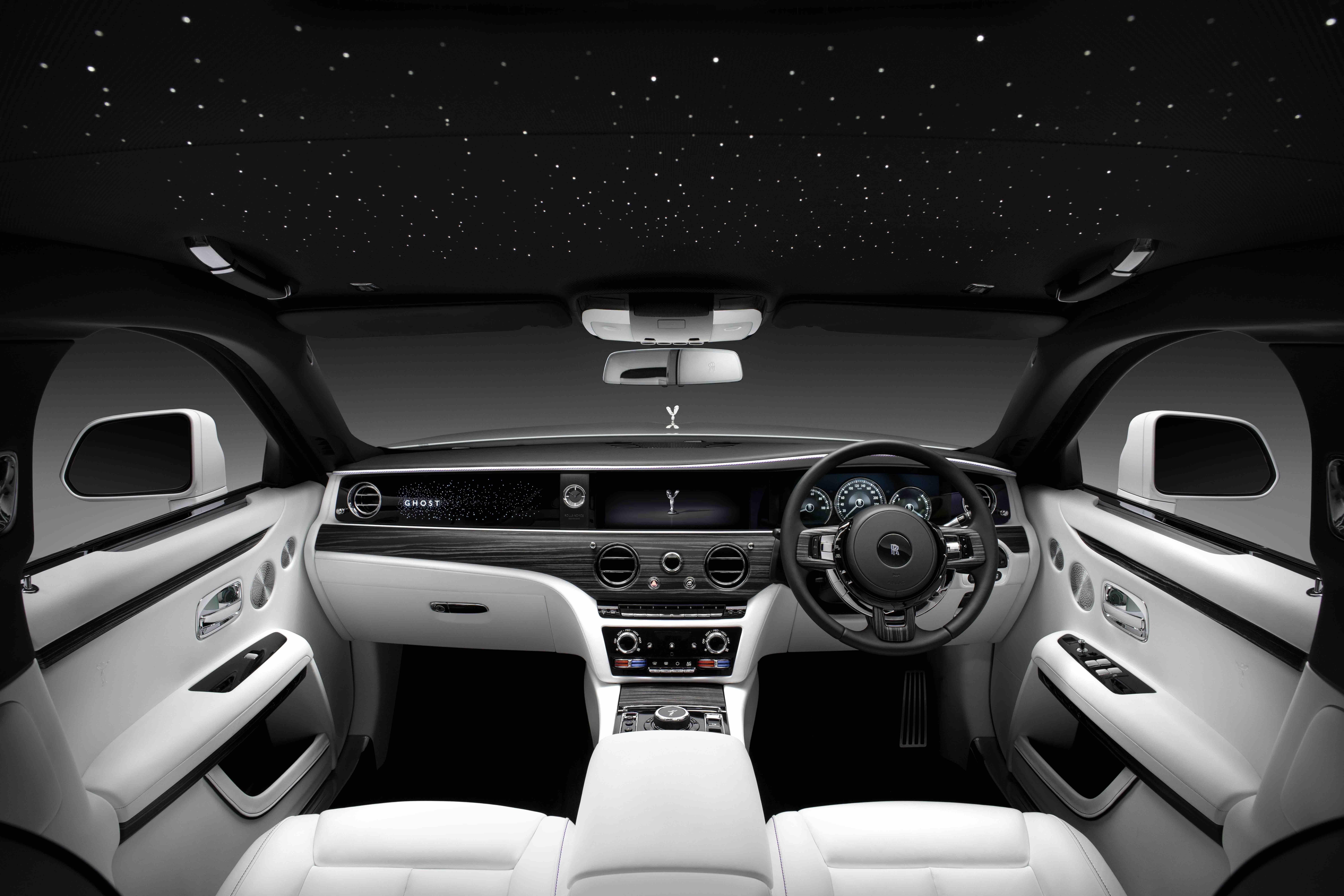 New Rolls-Royce Ghost