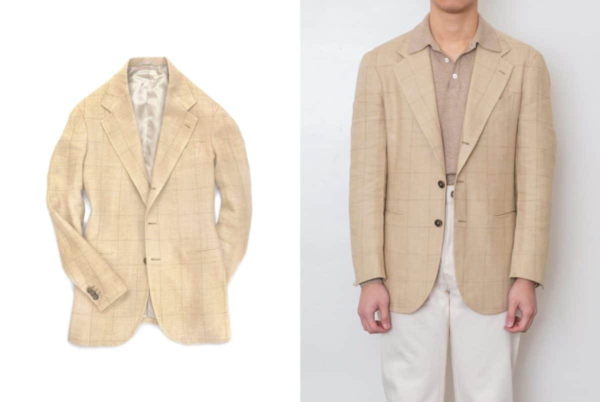 Anglo-Italian jacket