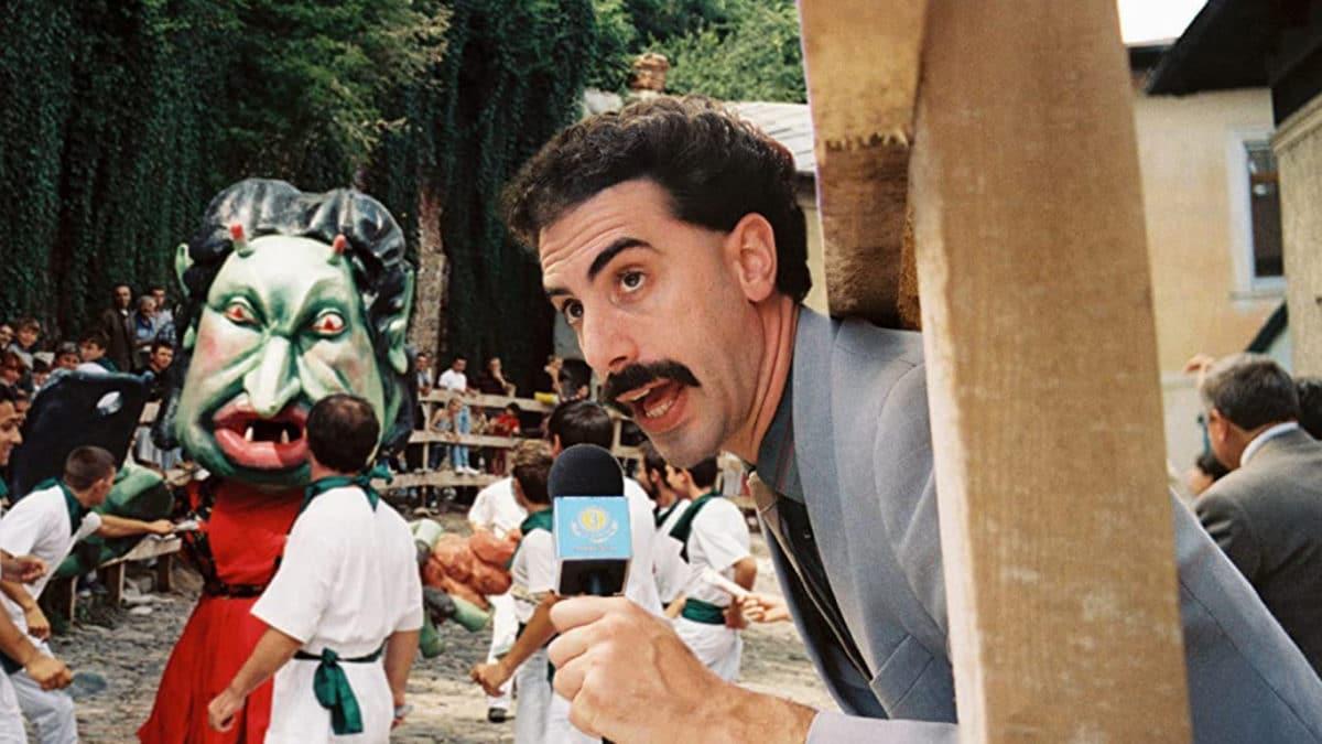 Amazon Studios Acquires Borat Sequel, Sets October Premiere