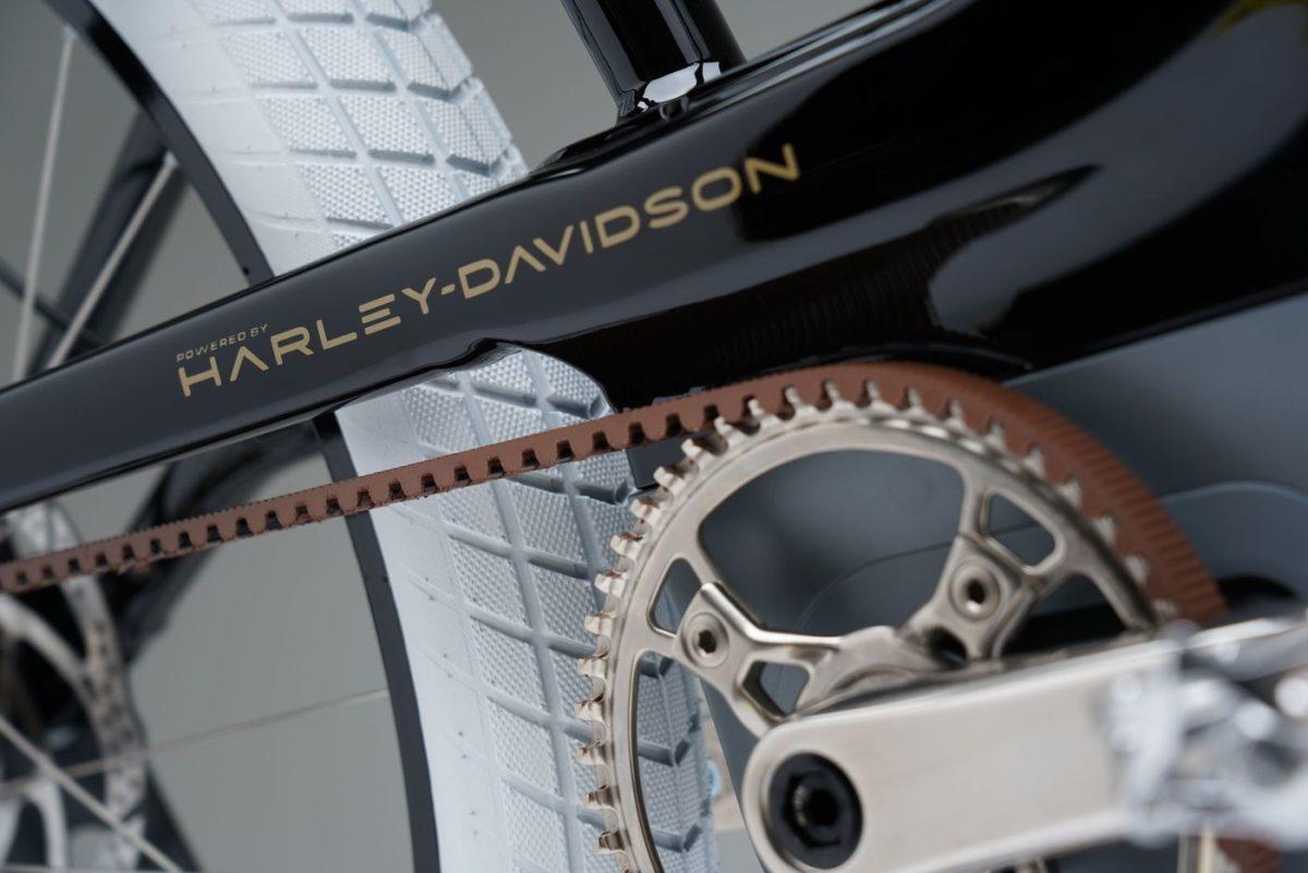 Harley-Davidson Serial 1 Electric Bike