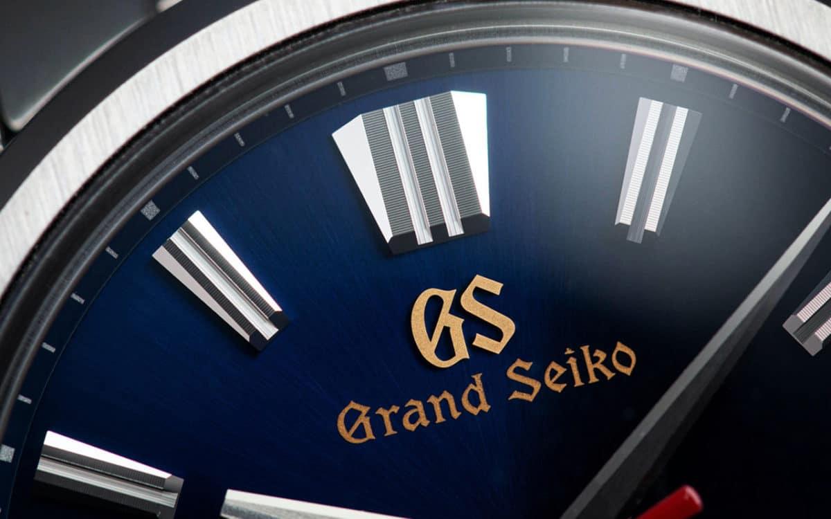 Grand Seiko SLGH003 Dial