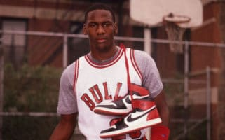 Michael Jordan Nike Contract