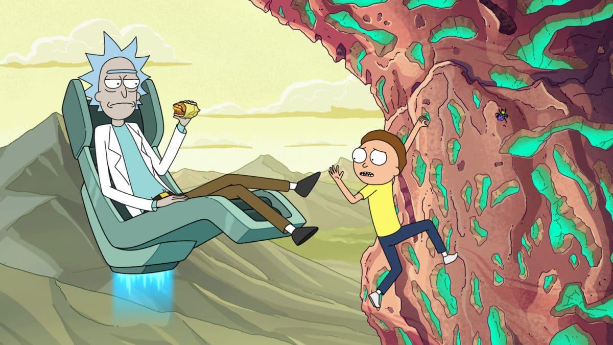 Rick and Morty season 5 on schedule, according to Dan Harmon