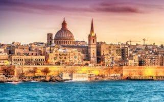 Valetta Malta Worlds Best Cities 2020