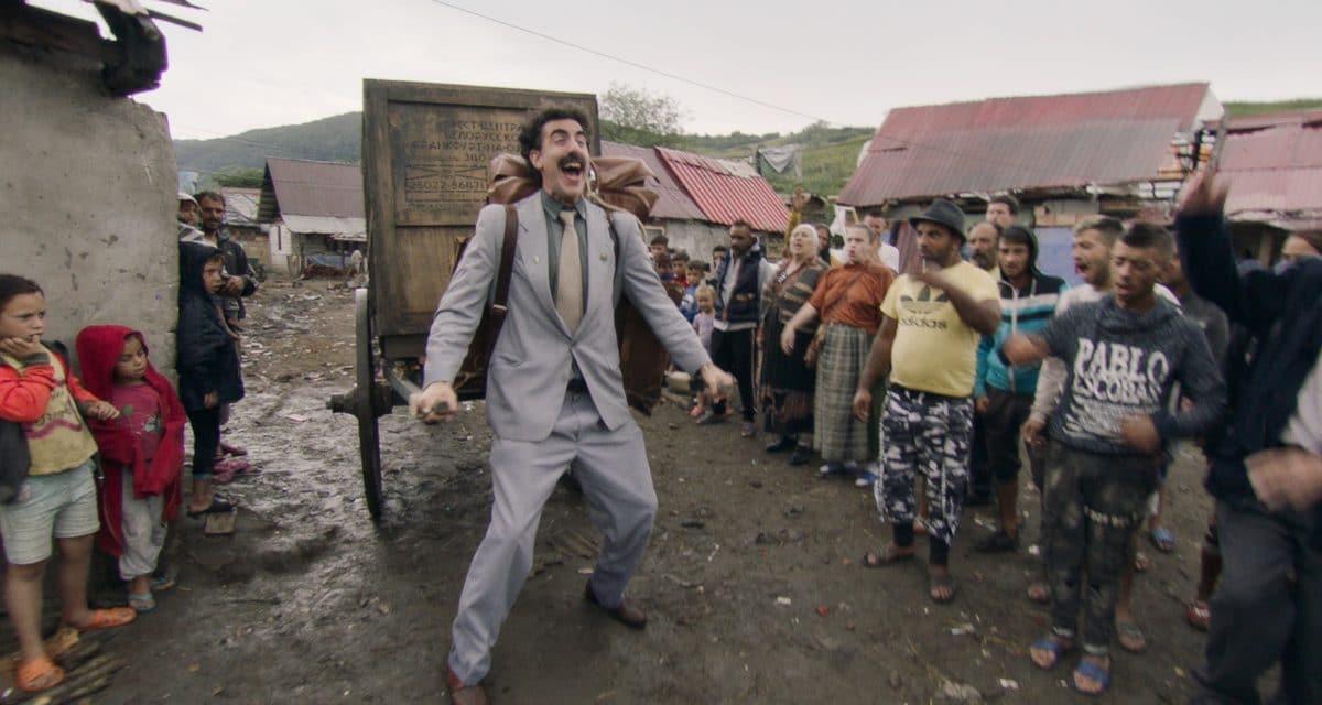 Borat 2 Review - Sacha Baron Cohen