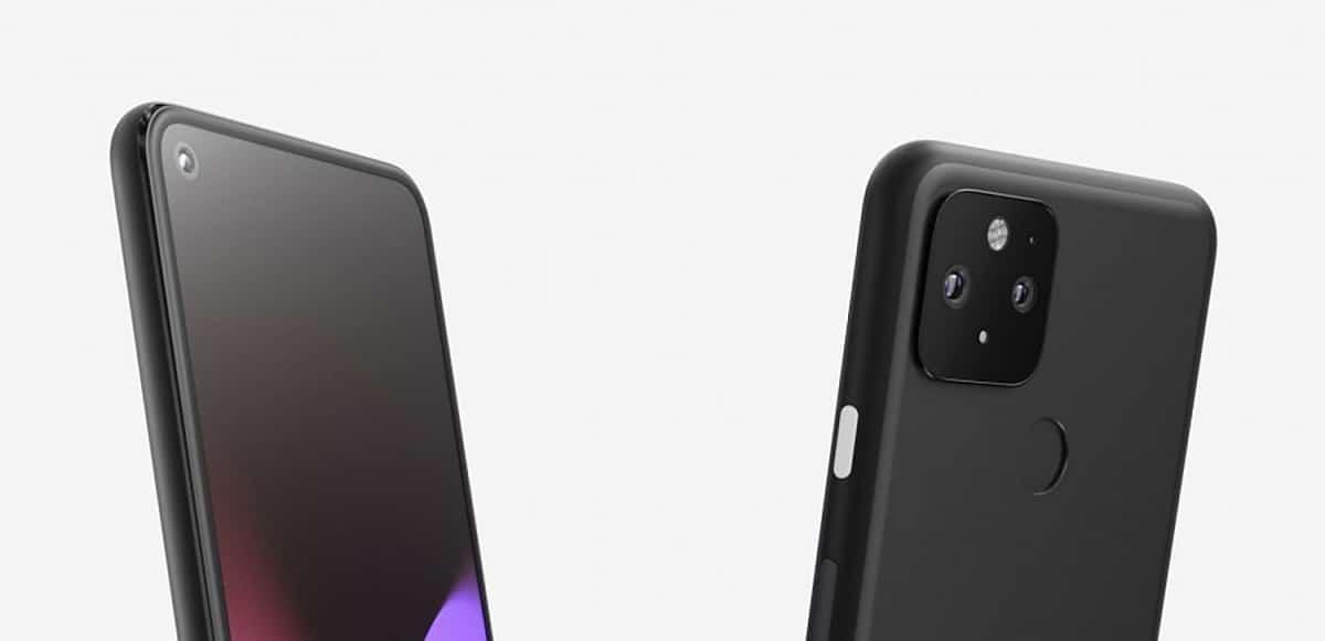 Pixel 5 Just Black