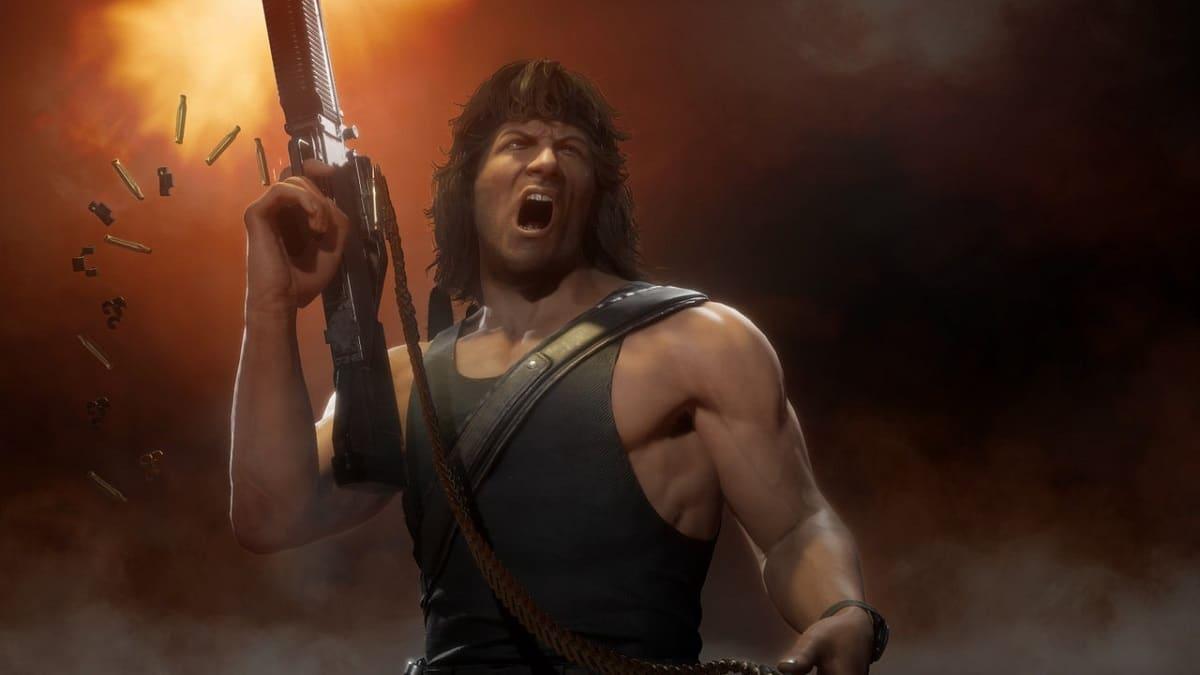 Mortal Kombat 11 Ultimate will add Rambo