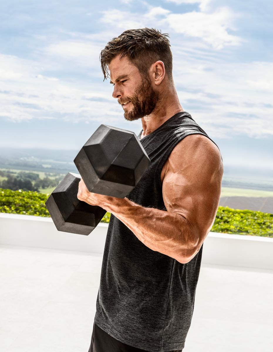 The Chris Hemsworth Workout & Diet Plan