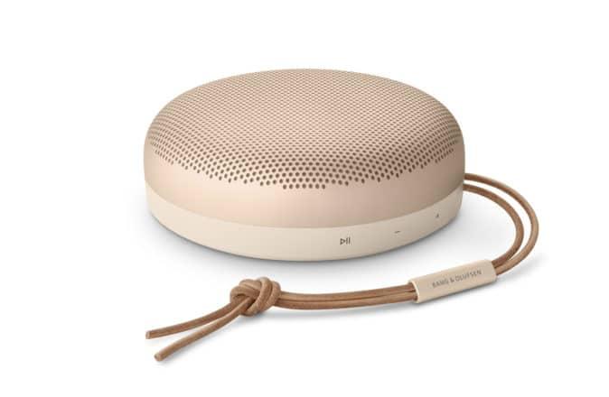 Bang & Olufsen Gold Collection Speaker