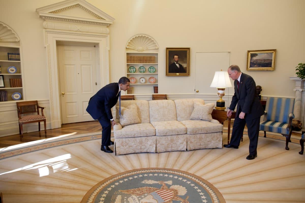 us president financial perks