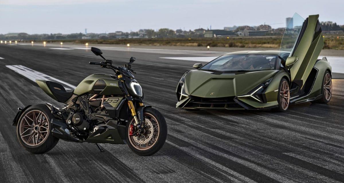 Ducati Lamborghini