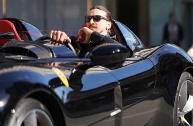 Zlatan Ibrahimovic Biopic To Be Released In 2021