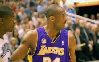 Kobe Bryant's Childhood Basketball Hoop