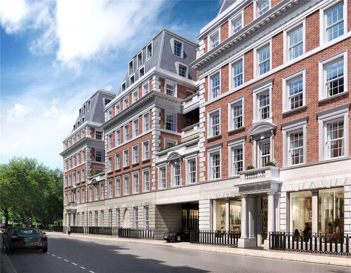 No. 1 Grosvenor Square - penthouse
