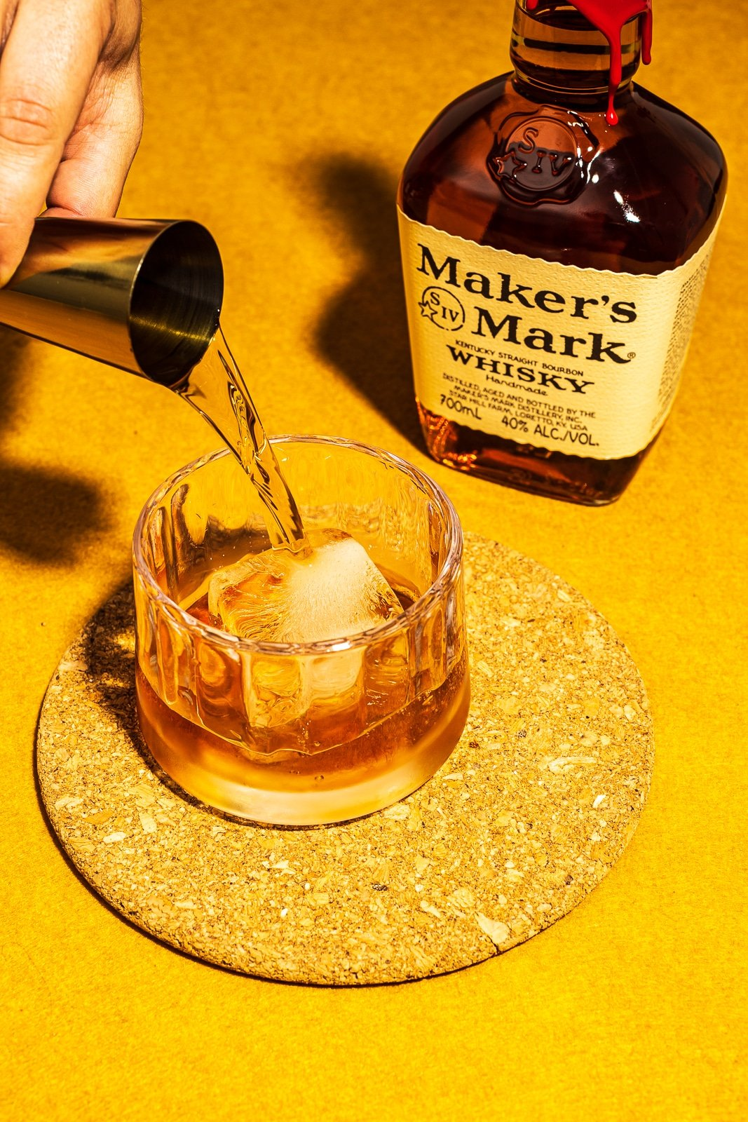 Old Fashioned Makers Mark