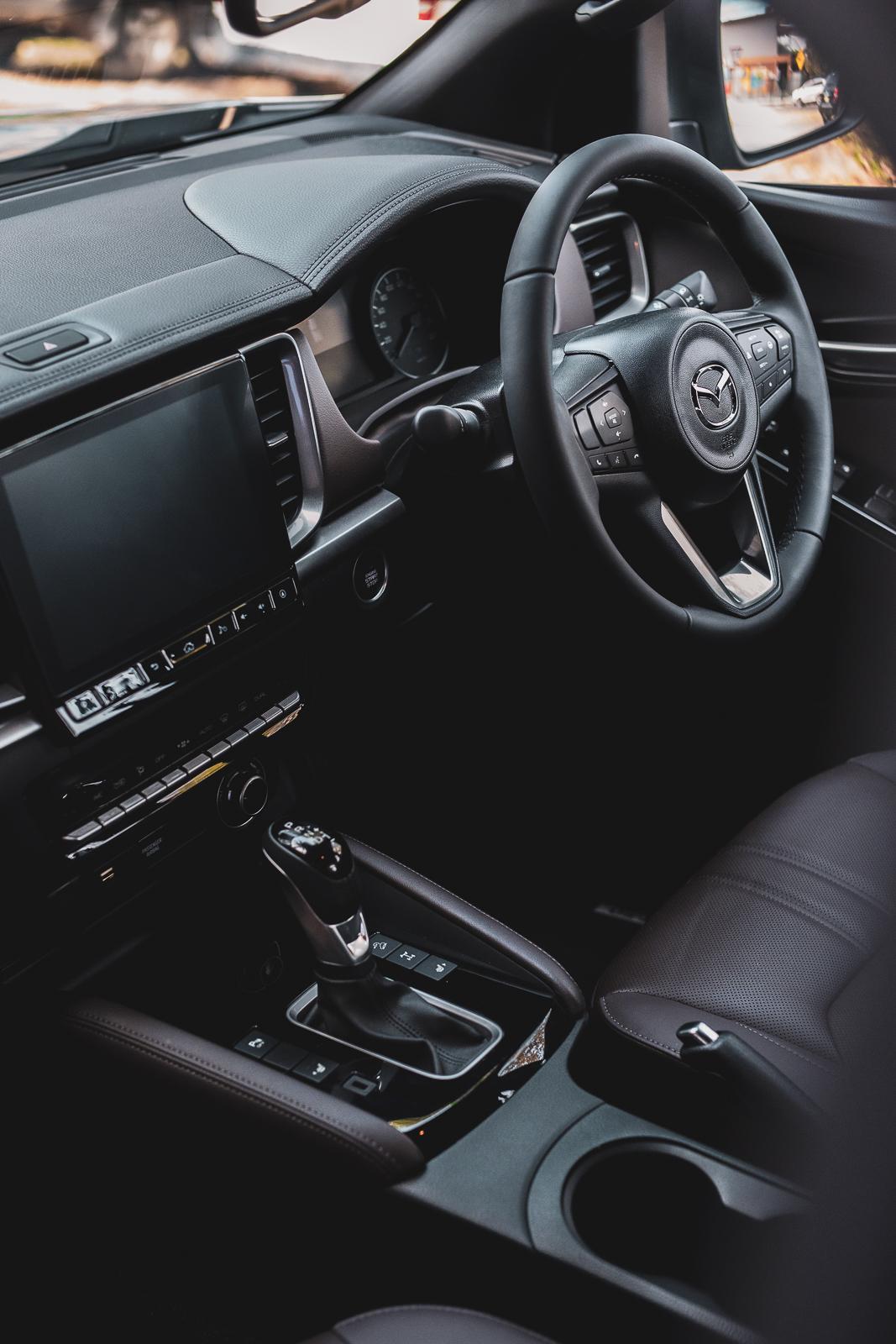 Brand-New Mazda BT-50