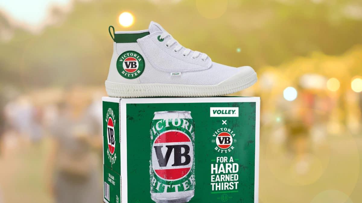 Victoria Bitter Volley