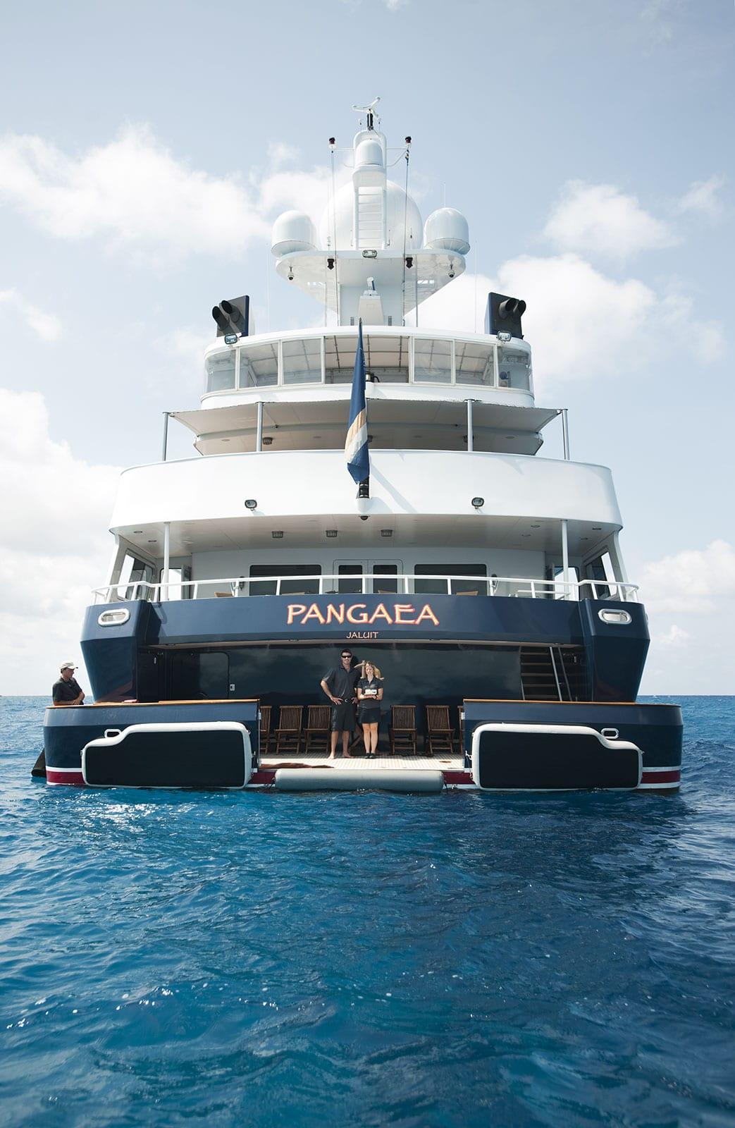 Twiggy Forrest yacht