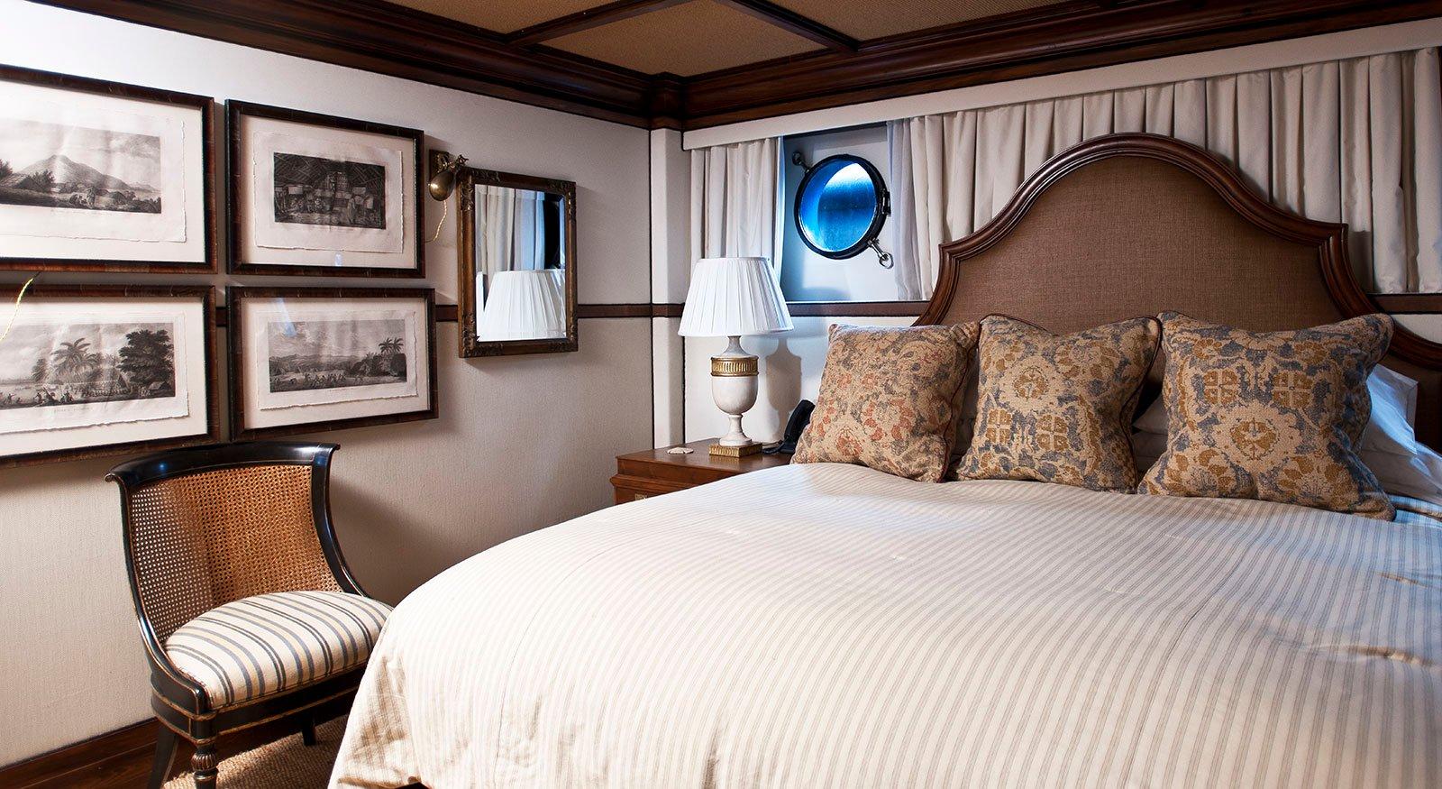 PANGEA yacht interior