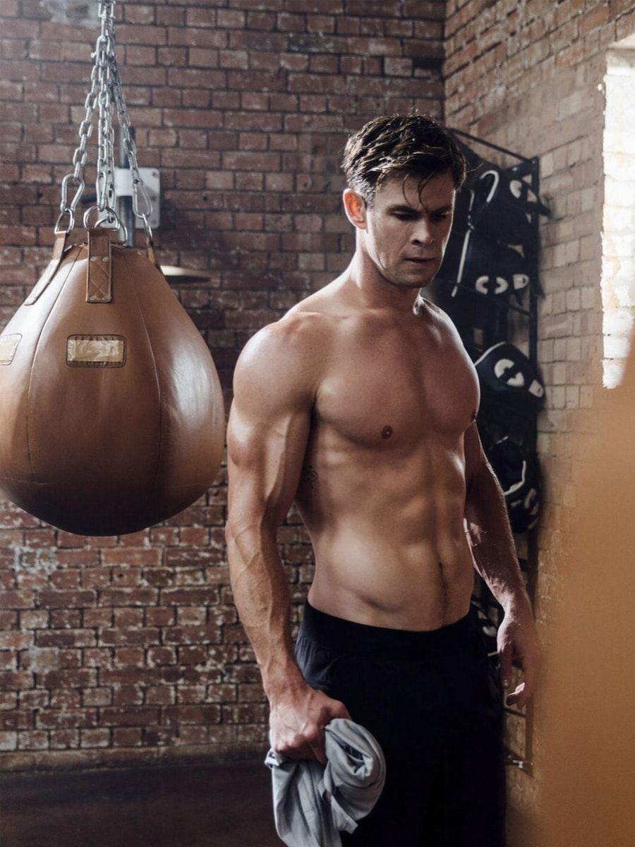 The Chris Hemsworth Workout & Diet Plan - Get Jacked Like Chris Hemsworth
