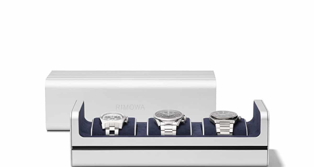 rimowa watch case