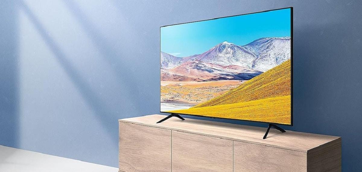 Best Gaming TV - Samsung TU8000