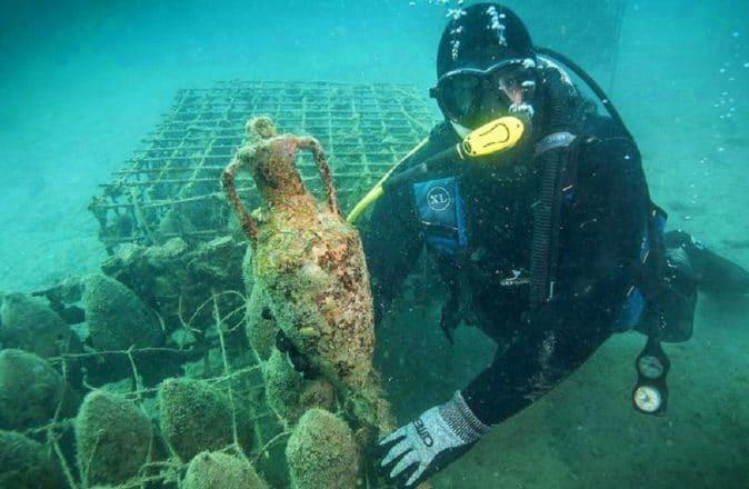 Underwater Wine Cellar in Croatia 3