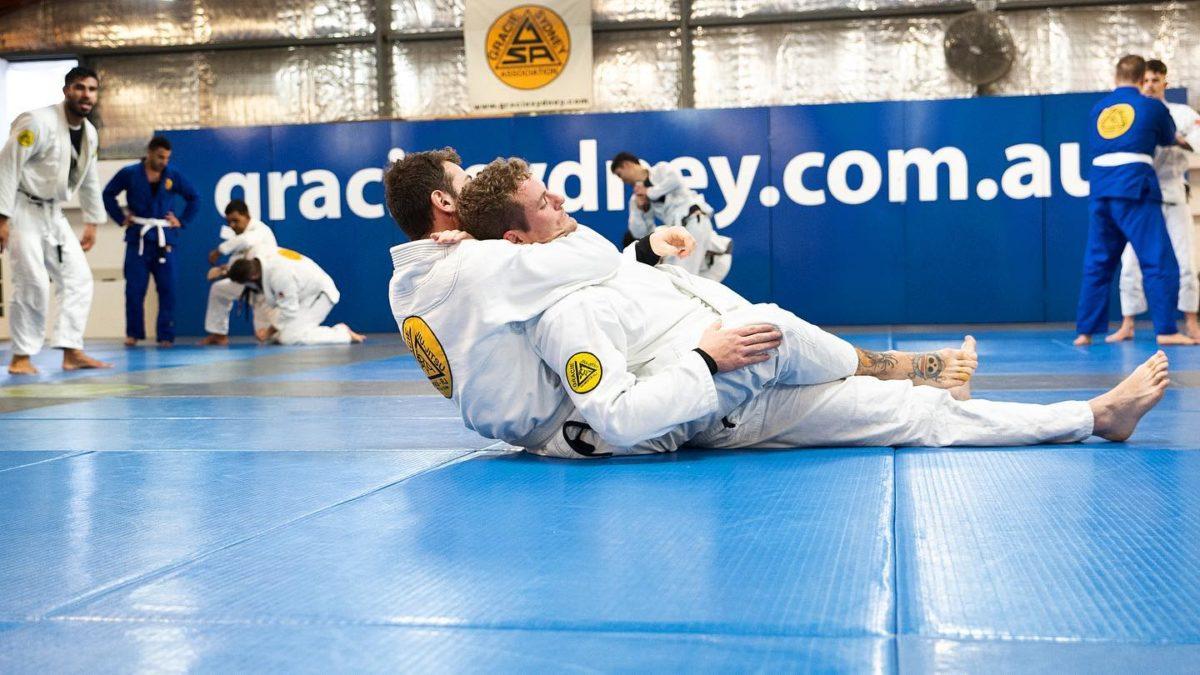 Brazilian Jiu-Jitsu Gyms In Sydney - Gracie Humaita Sydney (Alexandria)
