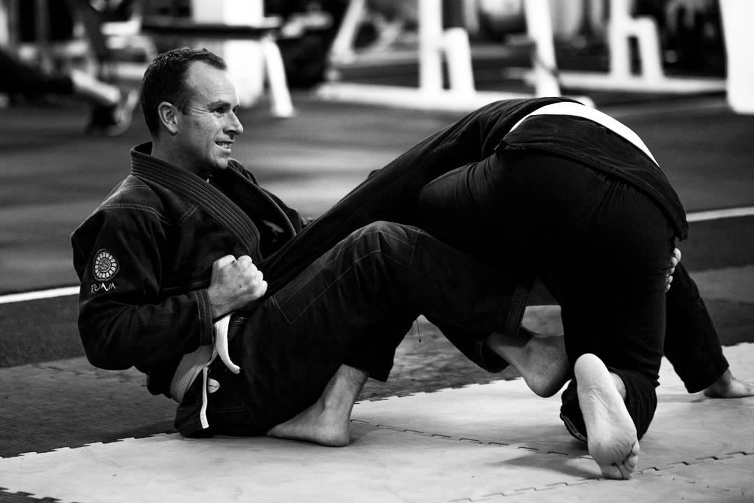 Brazilian Jiu-Jitsu Gyms In Sydney - Combat Room