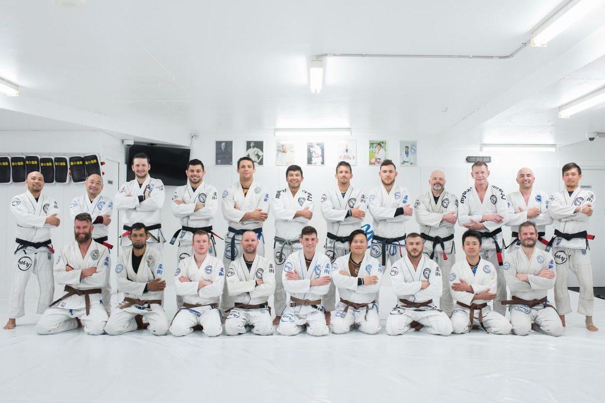 Brazilian Jiu-Jitsu Gyms In Sydney - My BJJ