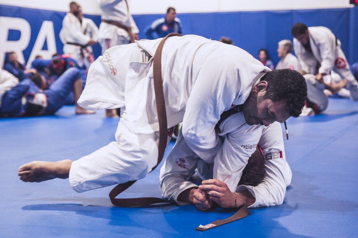 Brazilian Jiu-Jitsu Gyms In Sydney - Gracie Barra Sydney (Brookvale)
