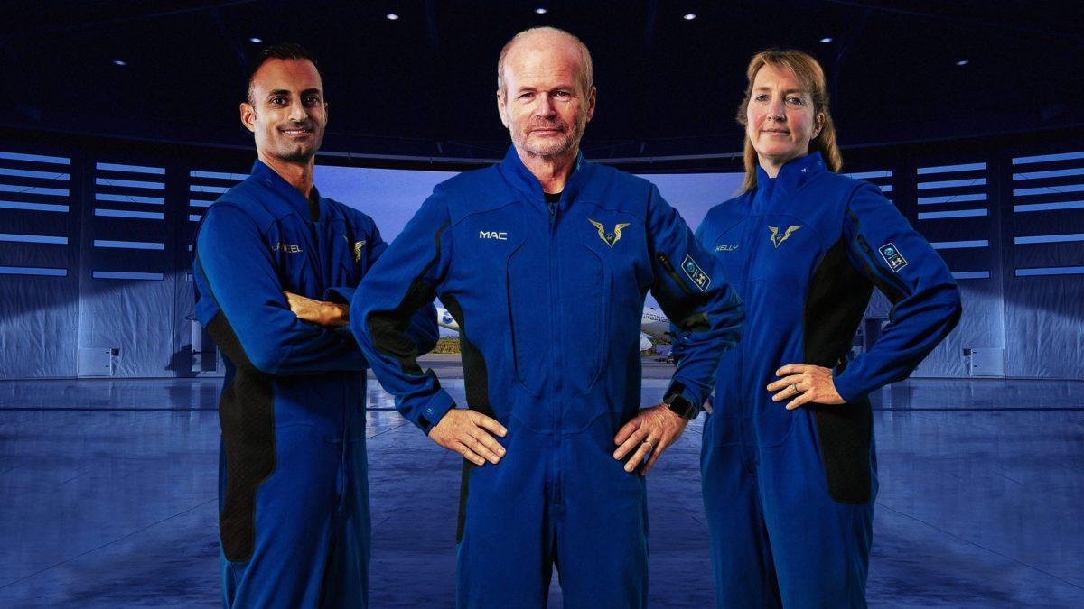 virgin galactic spacesuits