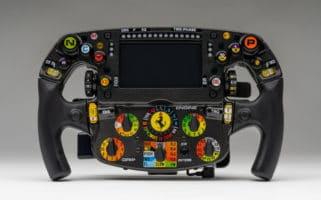 Amalgam Collection Ferrari F1 Steering Wheel