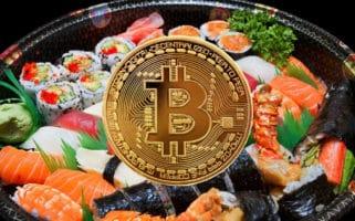 Bitcoin Sushi