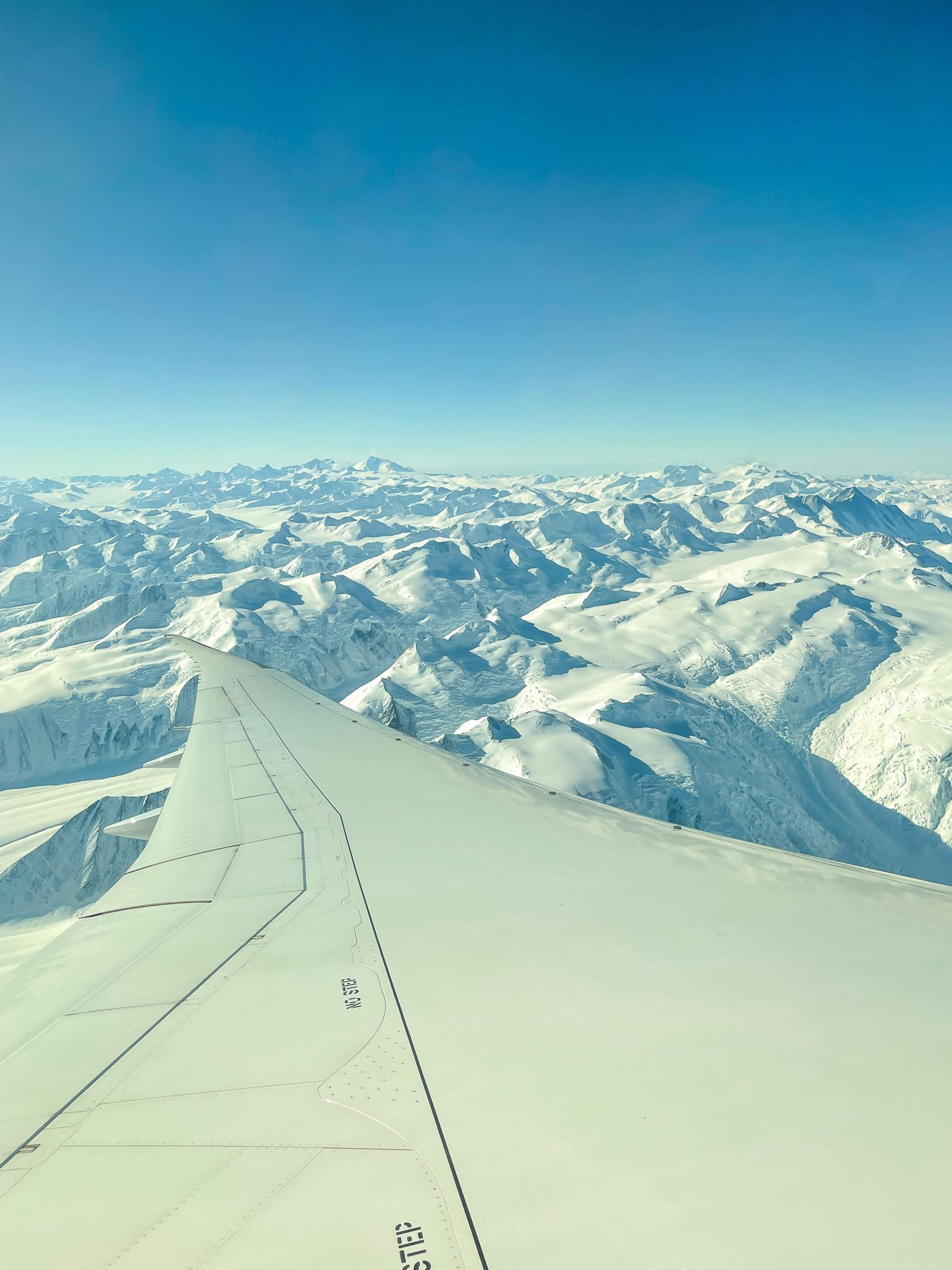 Antarctica Flights Review